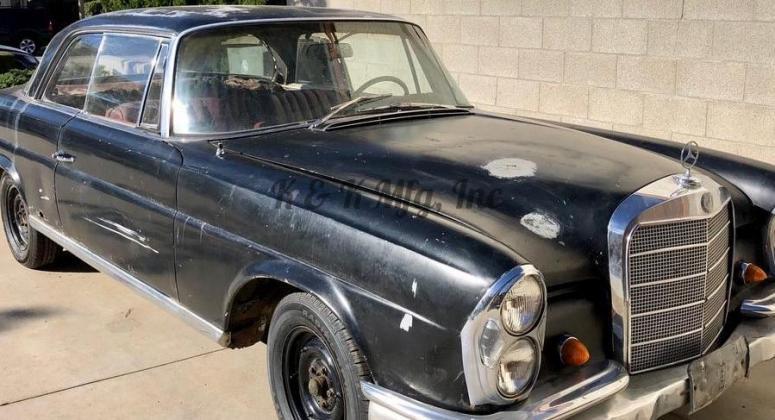 1963 220SEB